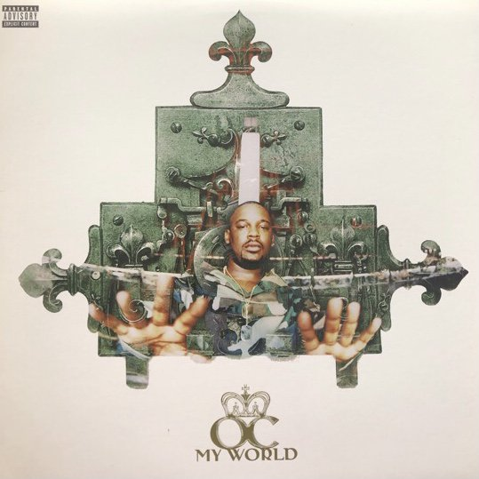 O.C. / MY WORLD (97 US ORIGINAL)
