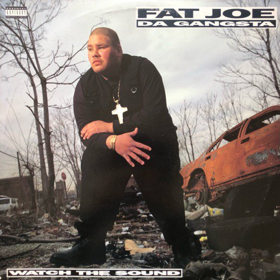FAT JOE DA GANGSTA / WATCH  THE SOUND (93 US ORIGINAL)