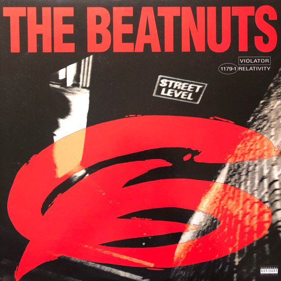 THE BEATNUTS /  THE BEATNUTS (1994 US ORIGINAL 1st Pressing)