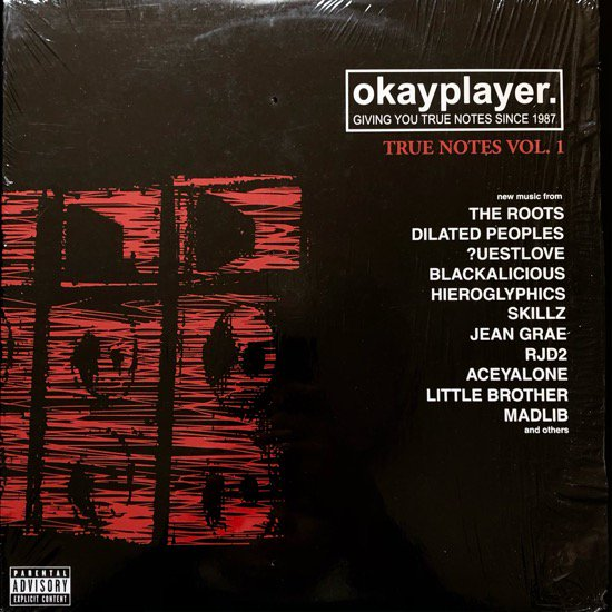 VARIOUS / OKAYPLAYER TRUE NOTES VOL. 1