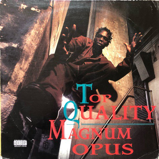 TOP QUALITY / MAGNUM OPUS (1994 US ORIGINAL )