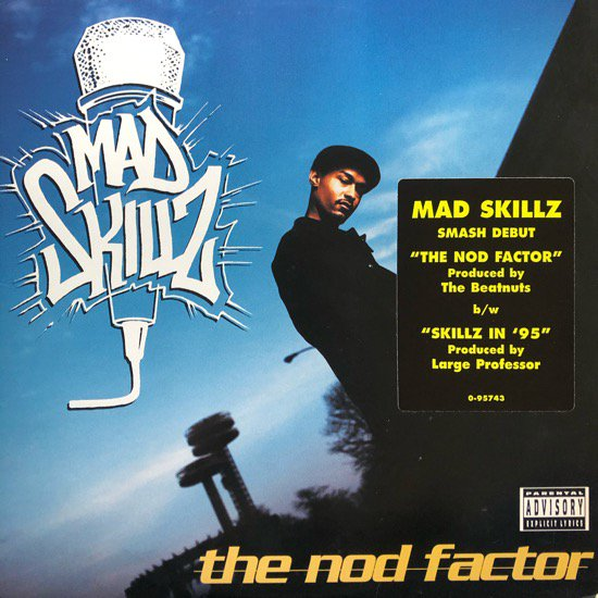 MAD SKILLZ / THE NOD FACTOR