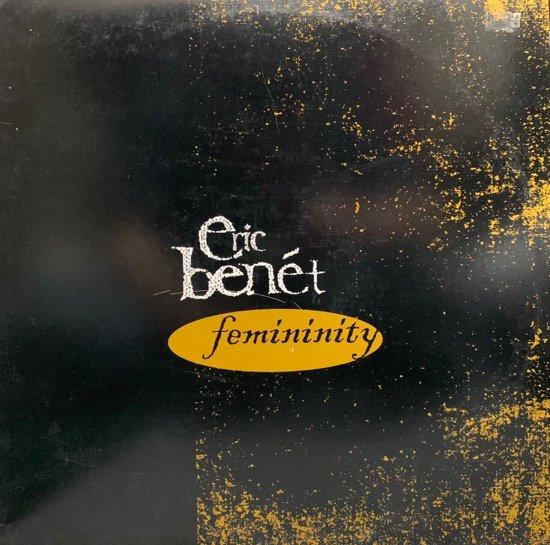 ERIC BENÉT / FEMININITY (PROMO)