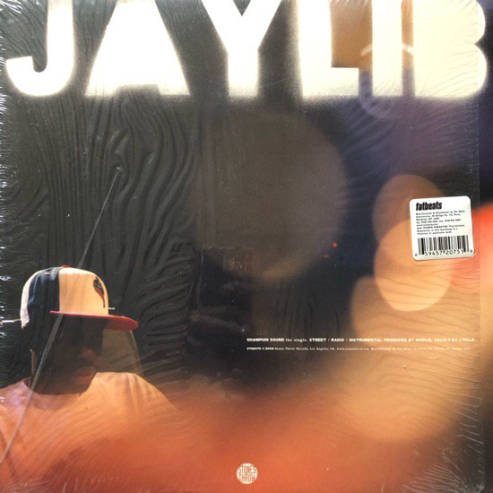 JAYLIB / CHAMPION SOUND b/w STRIP CLUB