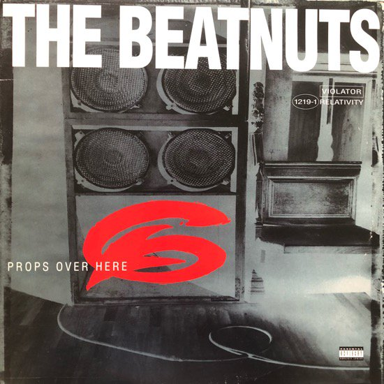 THE BEATNUTS / PROPS OVER HERE (1994 US ORIGINAL)