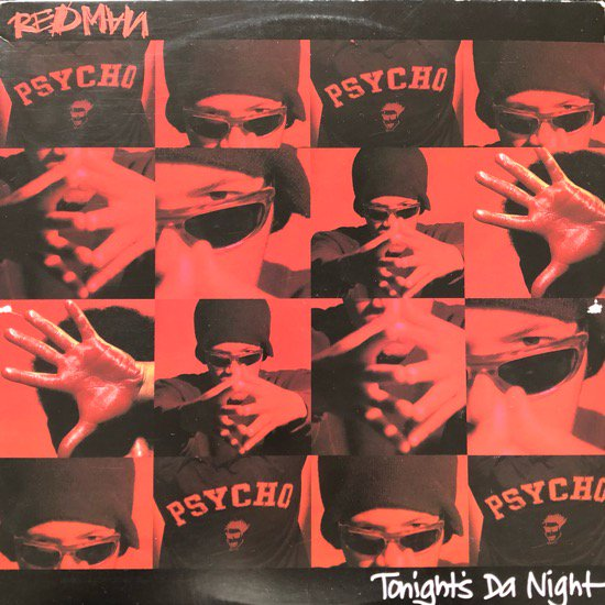 REDMAN / TONIGHT'S DA NIGHT (1993 US ORIGINAL)