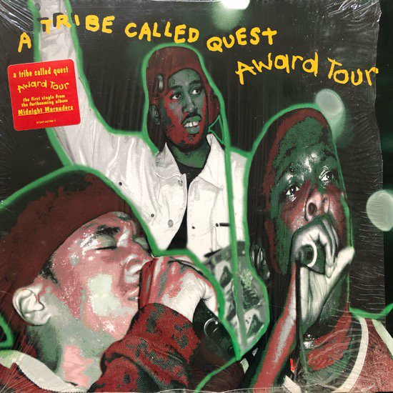 A TRIBE CALLED QUEST / AWARD TOUR (1993 US ORIGINAL)