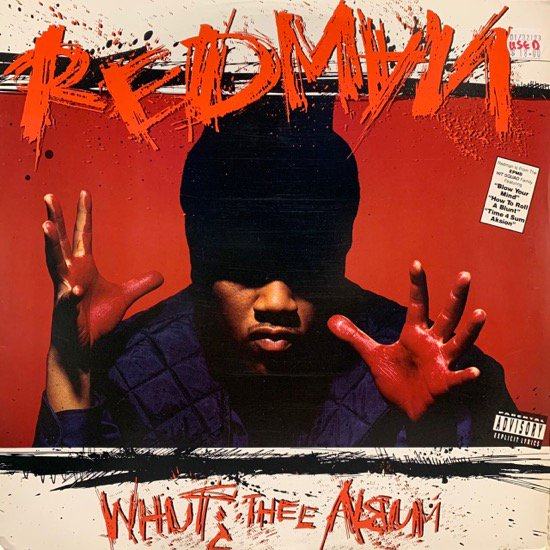 REDMAN / WHUT? THEE ALBUM (1992 US ORIGINAL)