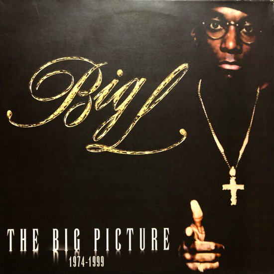 BIG L / THE BIG PICTURE (1974 - 1999)(2000 US ORIGINAL)
