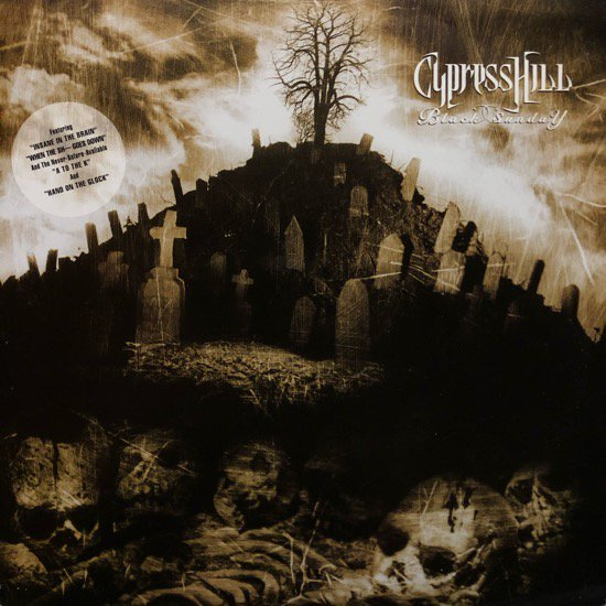 CYPRESS HILL / BLACK SUNDAY (1993 EU ORIGINAL)