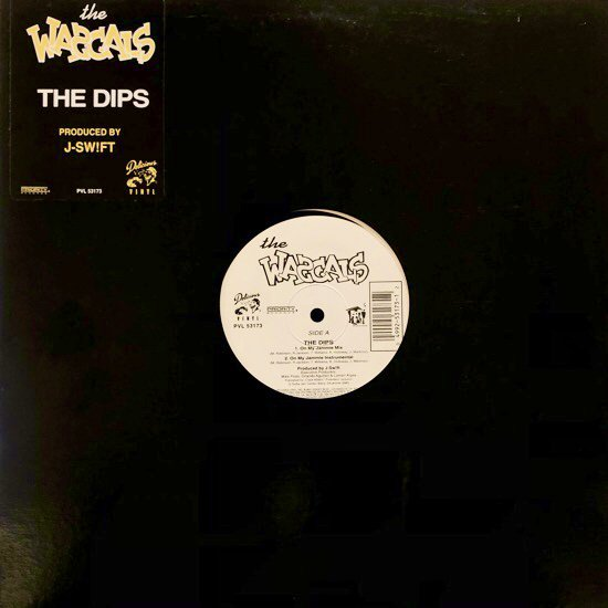 THE WASCALS / THE DIPS (1994 US ORIGINAL)