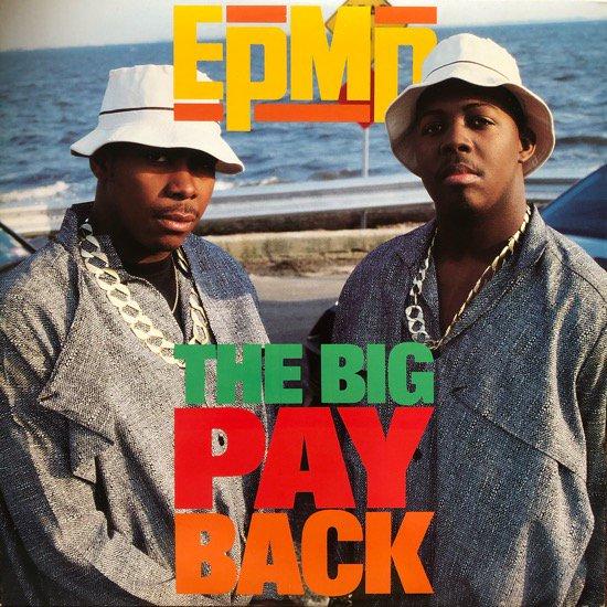 EPMD / THE BIG PAYBACK (1989 US ORIGINAL)