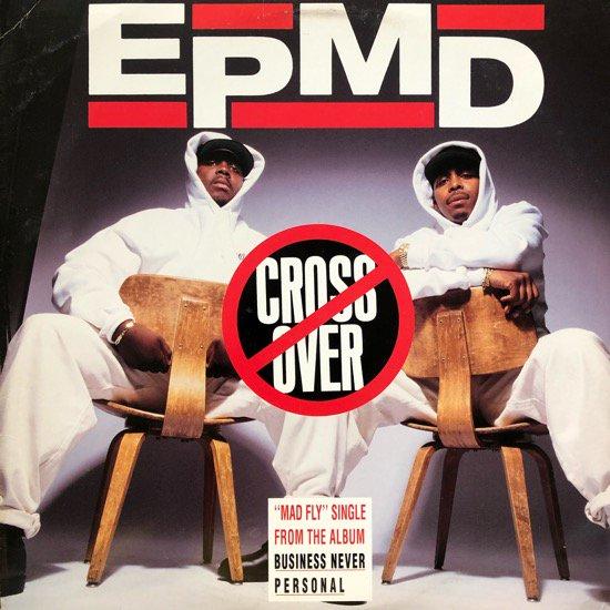 EPMD / CROSSOVER (1992 US ORIGINAL)