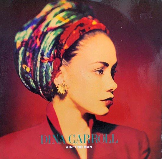 DINA CARROLL / AIN'T NO MAN (1992 UK ORIGINAL)