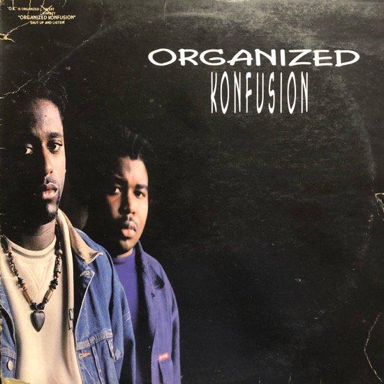 ORGANIZED KONFUSION / ORGANIZED KONFUSION (1991 US ORIGINAL)