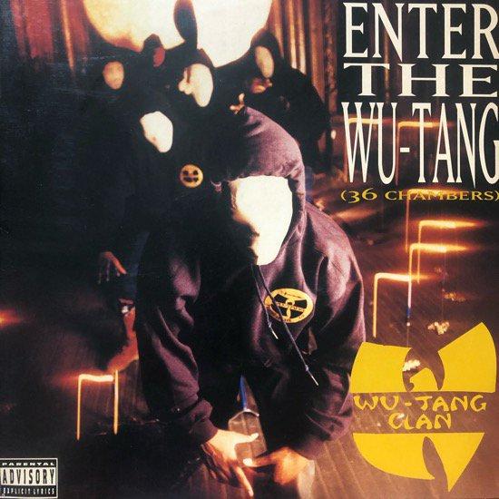 WU-TANG CLAN /  ENTER THE WU-TANG (36 CHAMBERS)(1993 US ORIGINAL )