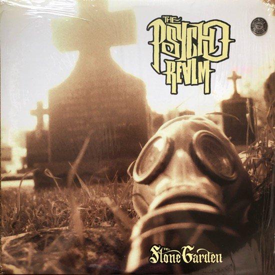 THE PSYCHO REALM / THE STONE GARDEN (1997 US ORIGINAL )