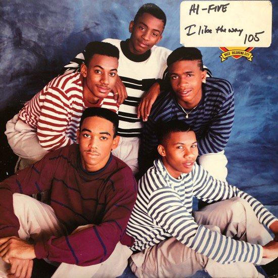 HI-FIVE / HI-FIVE (1990 US ORIGINAL)