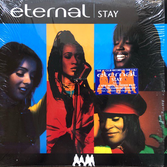 ETERNAL / STAY (1994 US ORIGINAL)