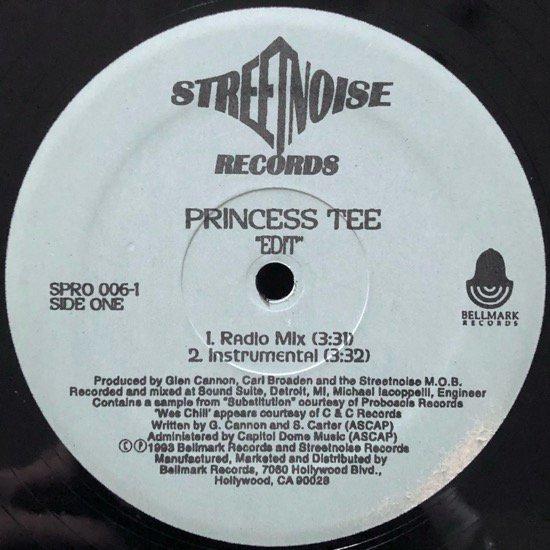 PRINCESS TEE / EDIT (1993 US ORIGINAL RARE PROMO)