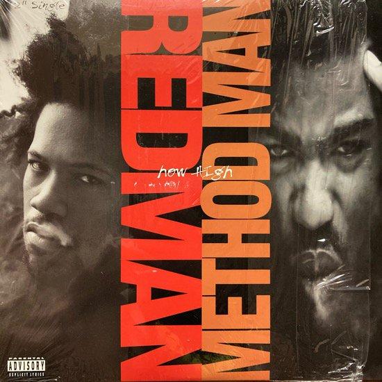 REDMAN , METHOD MAN / HOW HIGH (1995 US ORIGINAL)