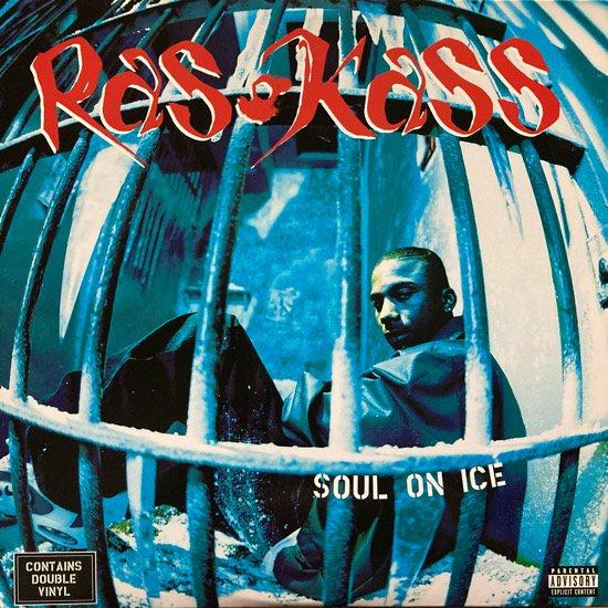 RAS KASS / SOUL ON ICE (1996 US ORIGINAL)