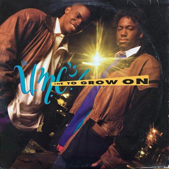 THE U.M.C.'s! / ONE TO GROW ON (1991 US ORIGINAL)