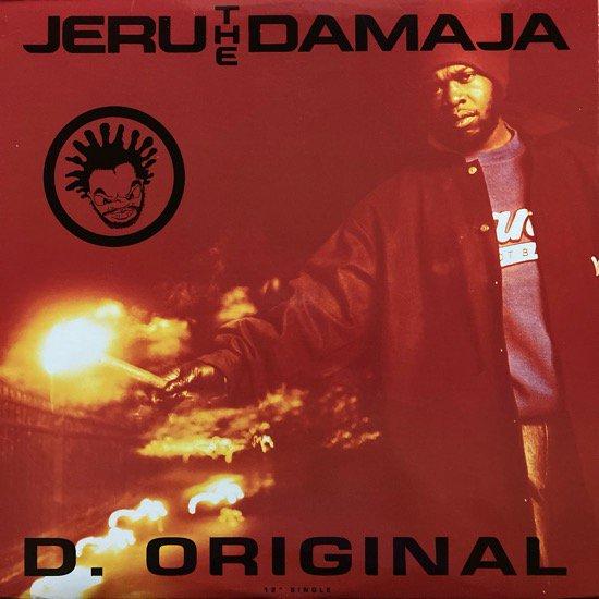 JERU THE DAMAJA / D. ORIGINAL (1997 US ORIGINAL)