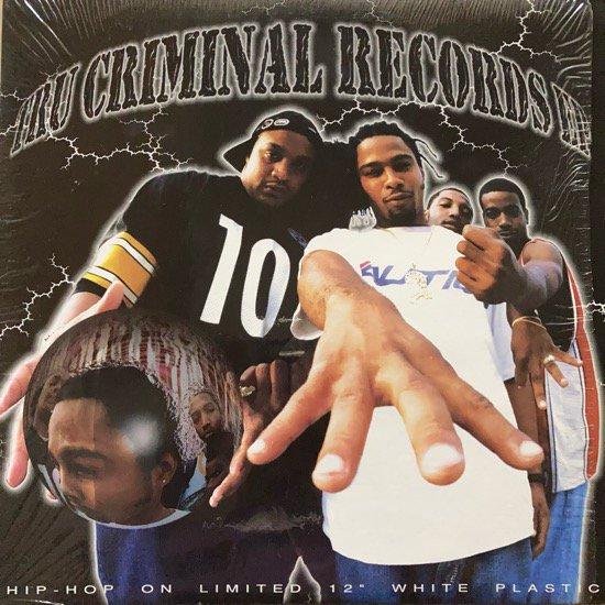 VARIOUS / TRU CRIMINAL RECORDS EP (1997 US ORIGINAL)