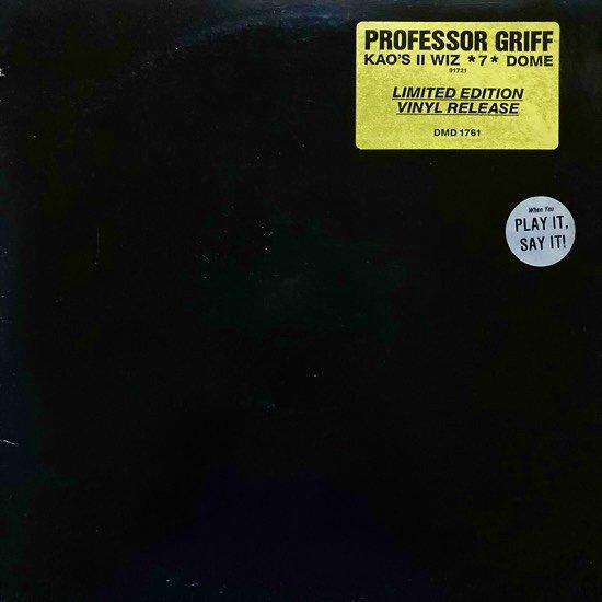 PROFESSOR GRIFF / KAO'S II WIZ 7 DOME (1991 US ORIGINAL PROMO ONLY)