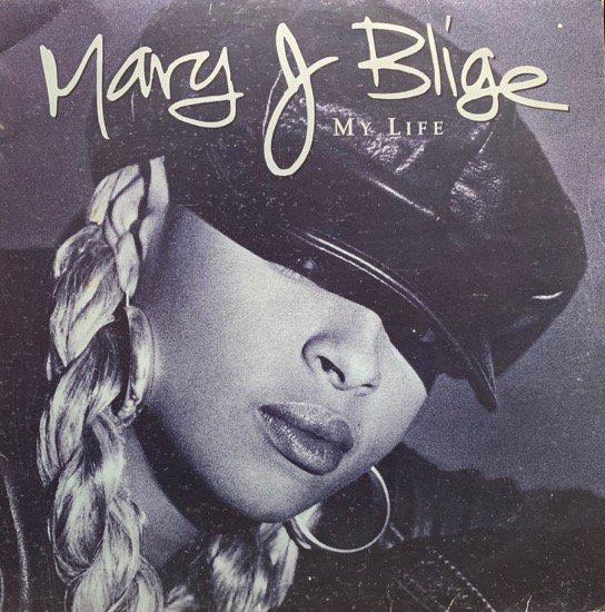 MARY J. BLIGE / MY LIFE (1994 UK ORIGINAL )