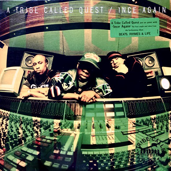A TRIBE CALLED QUEST / 1NCE AGAIN (1996 US PROMO ONLY)