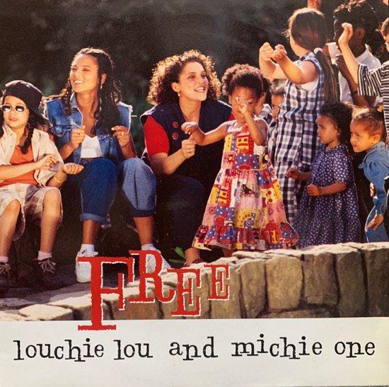 LOUCHIE LOU & MICHIE ONE / FREE (1995 UK ORIGINAL)