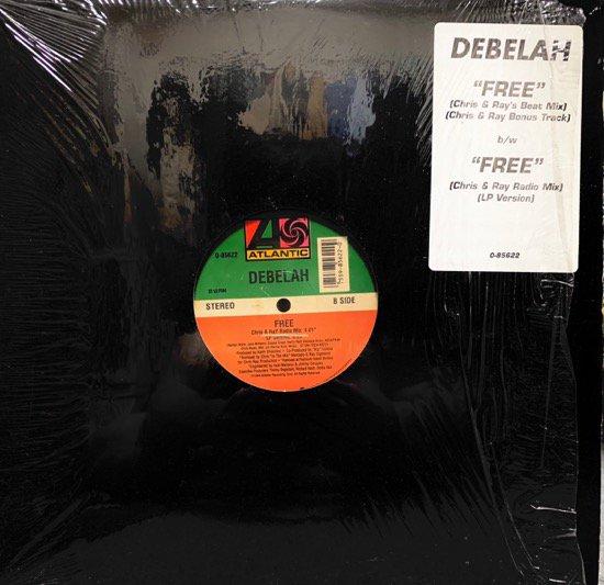 DEBELAH / FREE (1994 US ORIGINAL)