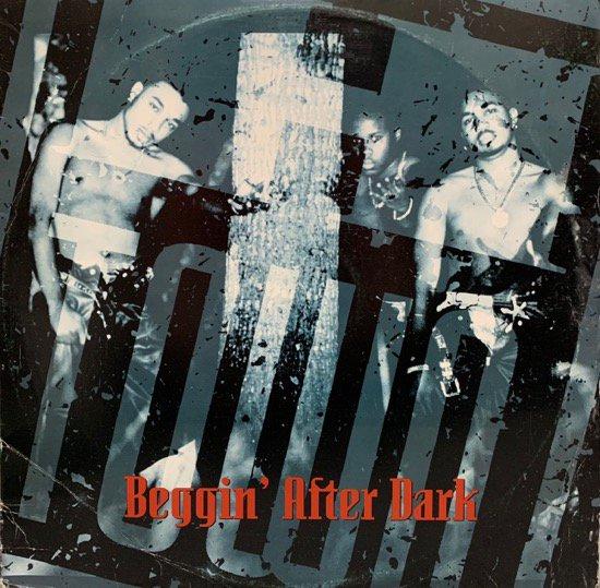 H-TOWN / BEGGIN' AFTER DARK (1994 US ORIGINAL)