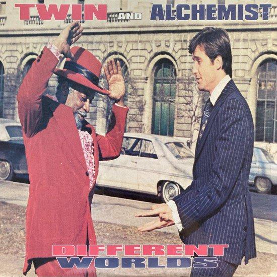 TWIN AND ALCHEMIST / DIFFERENT WORLDS (2001 US ORIGINAL)
