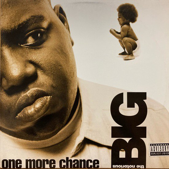 THE NOTORIOUS BIG / ONE MORE CHANCE (1995 US ORIGINAL)