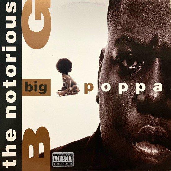 THE NOTORIOUS BIG / BIG POPPA (1994 US ORIGINAL)