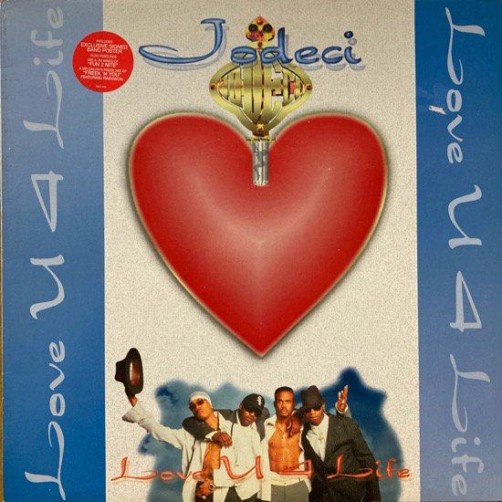 JODECI / LOVE U 4 LIFE (1995 UK ORIGINAL)