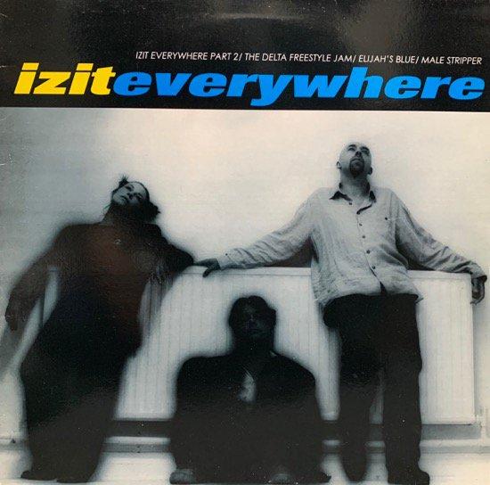 IZIT / EVERYWHERE EP (1994 UK ORIGINAL)