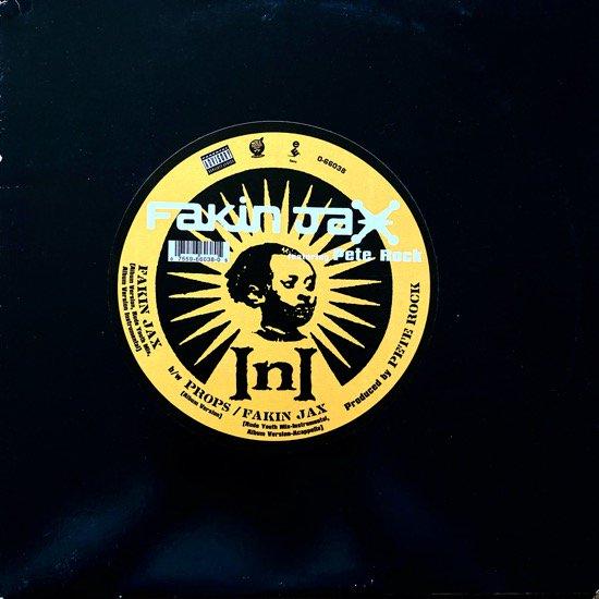 INI / FAKIN JAX (1996 US ORIGINAL)