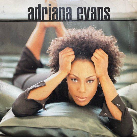 ADRIANA EVANS / ADRIANA EVANS (1997 US ORIGINAL)