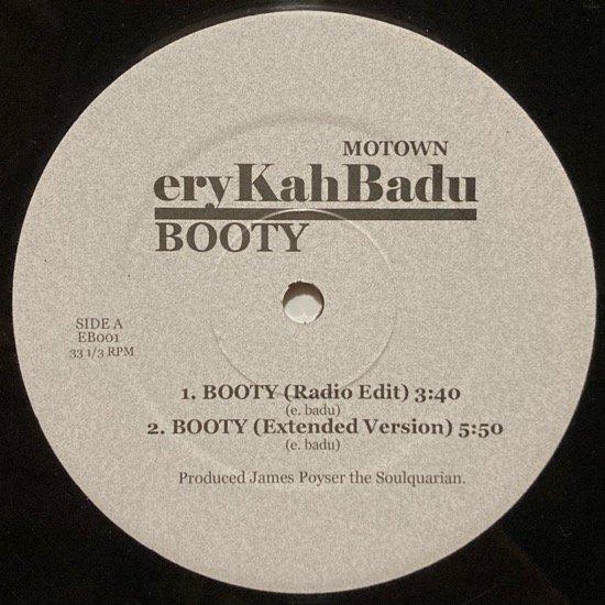 ERYKAH BADU / BOOTY