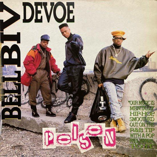 BELL BIV DEVOE / POISON (1990 UK ORIGINAL)