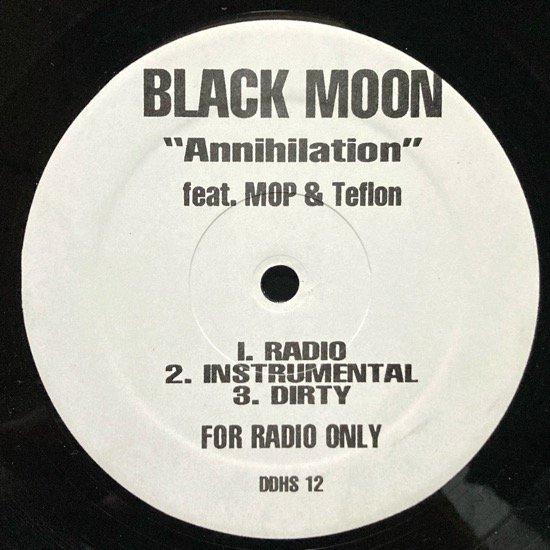 BLACK MOON / ANNIHILATION (1999 US ORIGINAL PROMO)