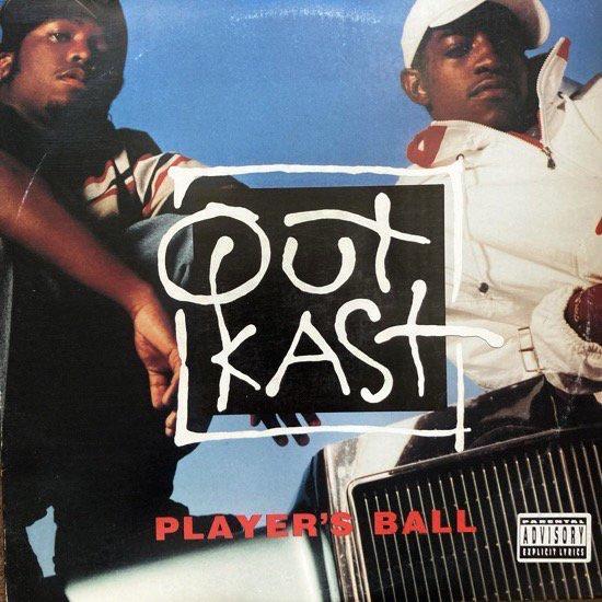 OUTKAST / PLAYER'S BALL (1994 US ORIGINAL)