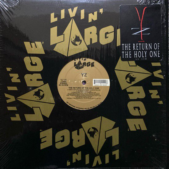 YZ / THE RETURN OF THE HOLY ONE (1992 US ORIGINAL)