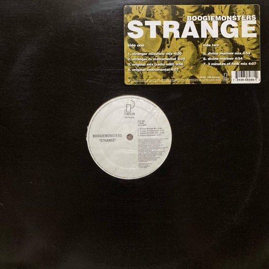 BOOGIEMONSTERS / STRANGE  (1994 US ORIGINAL )
