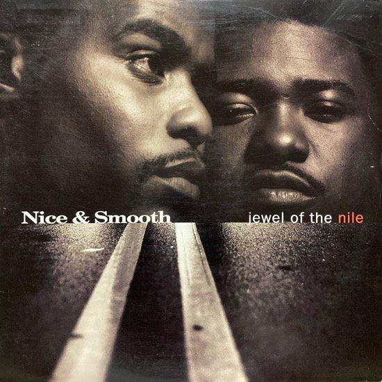 NICE & SMOOTH / JEWEL OF THE NILE (1994 US ORIGINAL)
