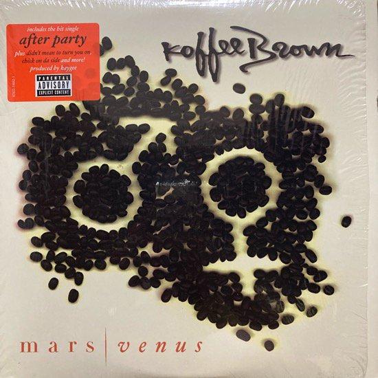 KOFFEE BROWN / MARS / VENUS (2001 US ORIGINAL)